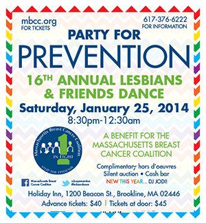 2014 MBCC Party for Prevention