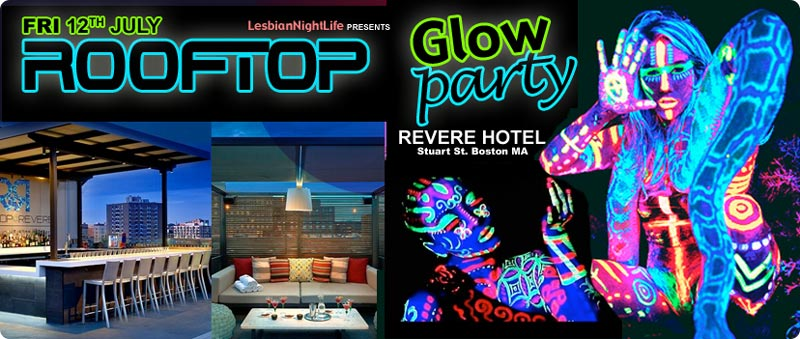 Rooftop Takeover by The Women's Rebellion - Friday July 12th