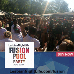 Fusion 2018 - Women's Pool Party - August 2018 - Lesbian NightLife