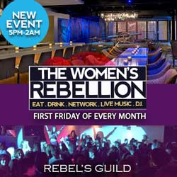 Women's Rebellion - First Fridays Coming Soon