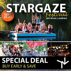 Featured Event: STARGAZE Holiday Sale