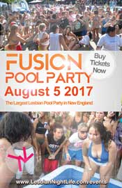 Fusion 2017 - 9th Annual Women's Pool Party August 5 2017- LesbianNightLife