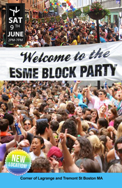 ESME Women's Block Party Boston June 13 2017 - LesbianNightLife