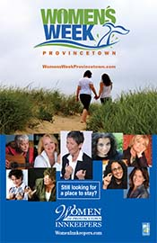 Women's Week Provincetown October 13-19 2017 - Women of Provincetown Innkeepers